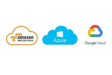 AWS Leads the Cloud Space